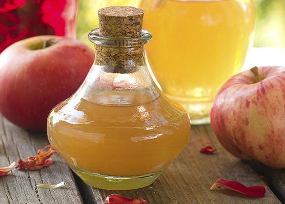 яблочный уксус мед чеснок польза и вред