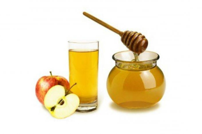 мед и яблочный уксус отзывы