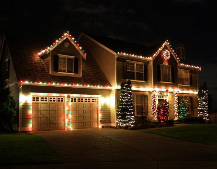 прожекторы фасадного освещения