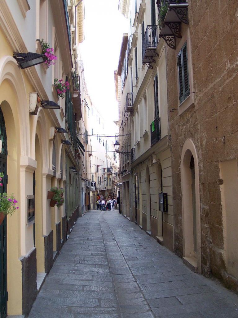 Улицы Агридженто