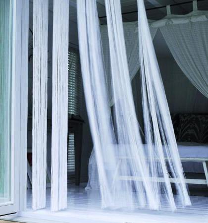 Восточные шторы