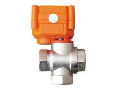 трехходовой термостатический клапан