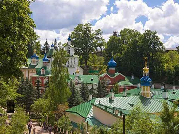 псково печерский свято успенский монастырь