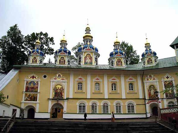 псково печерский монастырь экскурсии