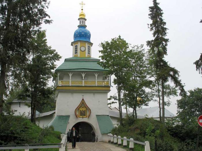 монастырь псково печерский фото