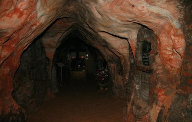 пещеры псково печерского монастыря