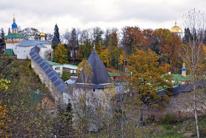 псково печерский монастырь требы