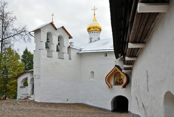 святые псково печерского монастыря