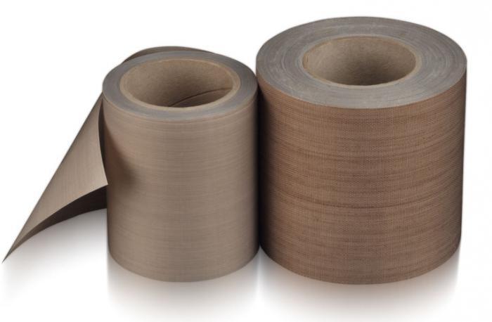 лента тефлоновая с клейким слоем