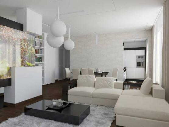 современный классический дизайн квартир