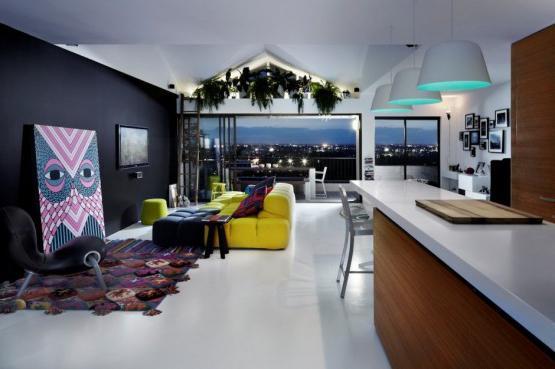 дизайн небольшой современной квартиры