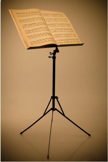 Как сделать своими руками пюпитр для нот в