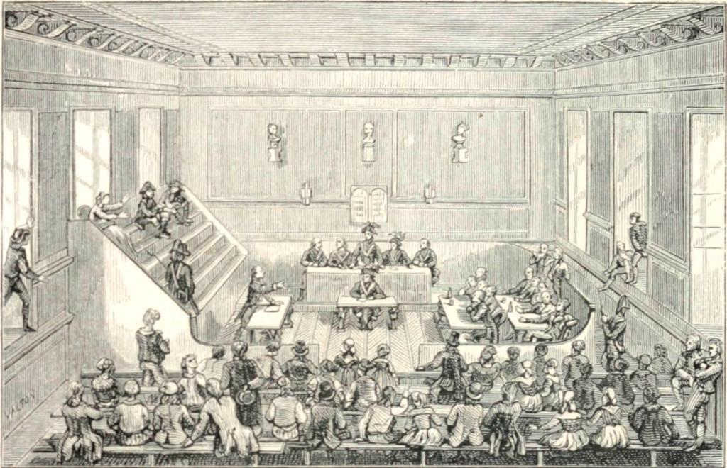 Революционные трибуналы: описание, история и интересные факты