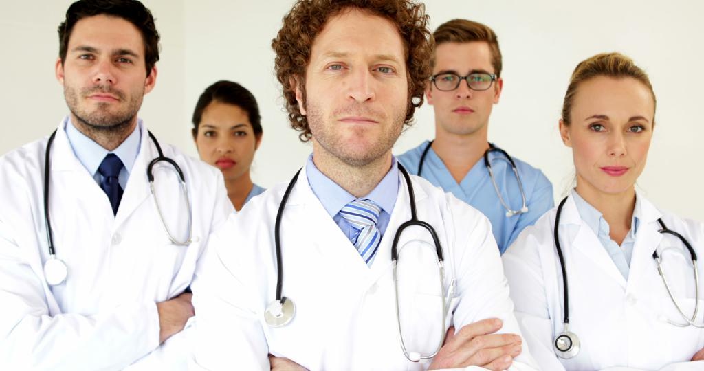 бригада врачей