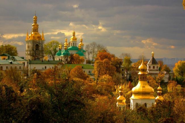 Киево-Печерская лавра, Киев, Лавра, предпросмотр.