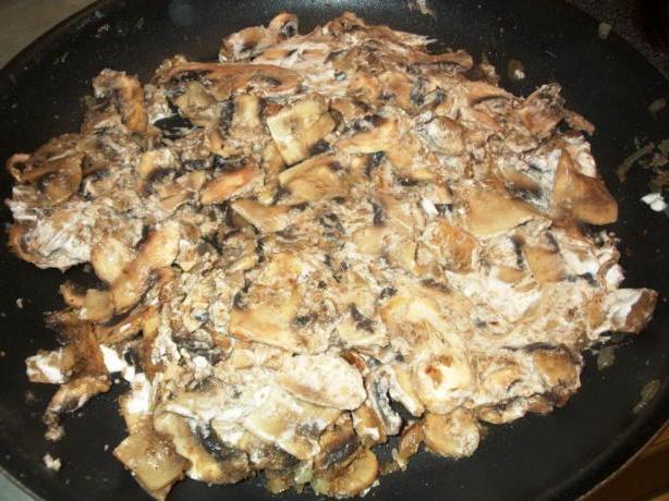 Блюда с подберезовиками рецепты с фото