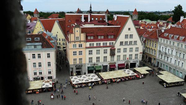 Граница с Эстонией