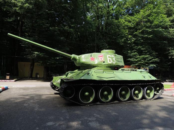 парк победы ставрополь