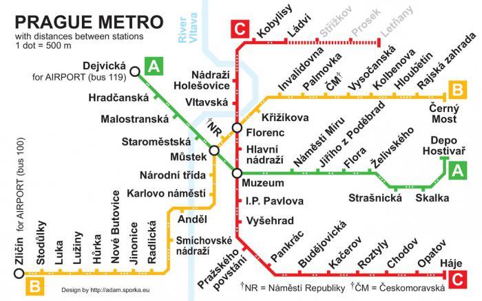 метрополитена работают 57