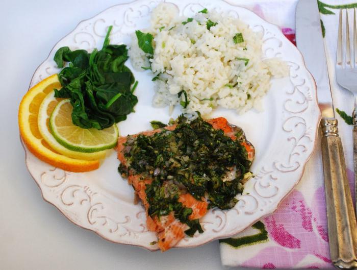 рыба рецепты с фото