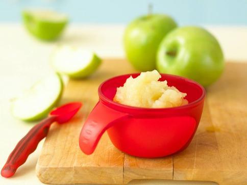 рецепт яблочного пюре неженка на зиму