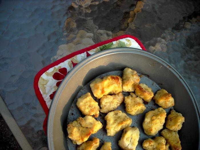 Домашние мак-наггетсы: рецепт изготовления с фото