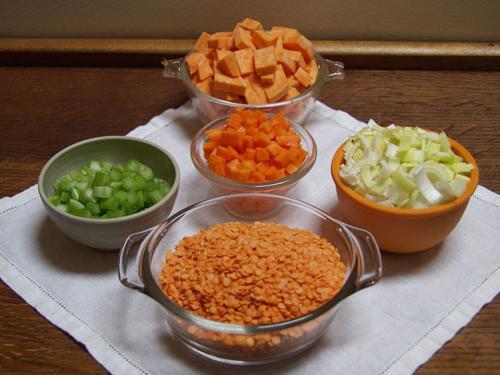 Чечевичная похлебка особенности приготовления. Как готовить чечевицу лучший рецепт