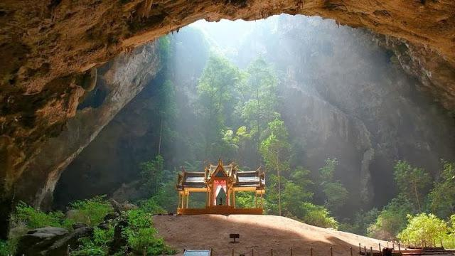 Места для отдыха в тайланде