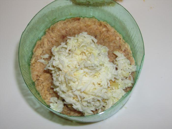 мимоза салат классический рецепт с тунцом и