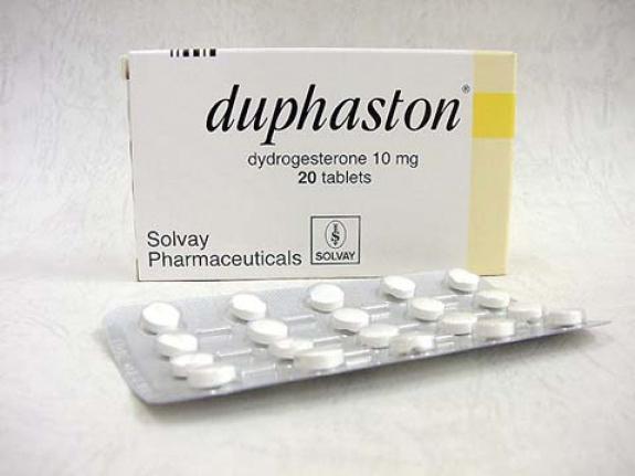 Может ли дюфастон повлиять на тест на беременность - 803