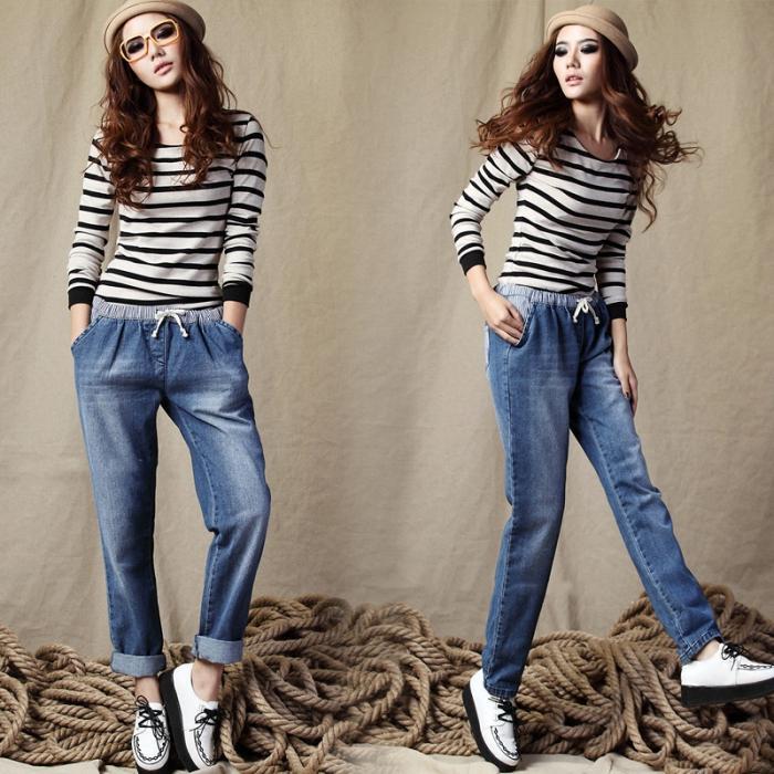 Купить стильные джинсы