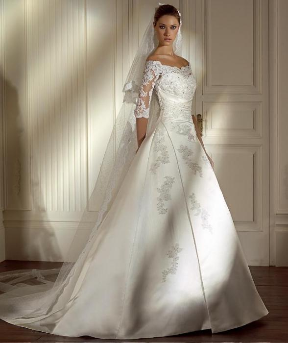 Princess Kate Middleton Wedding Dress | WithWeddingDress.com