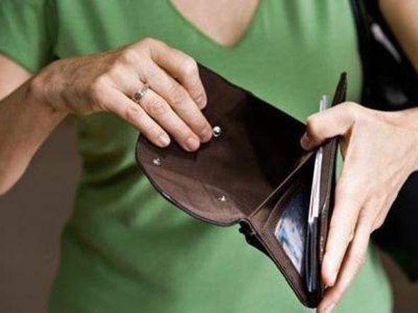 Стоимость потребительской корзины
