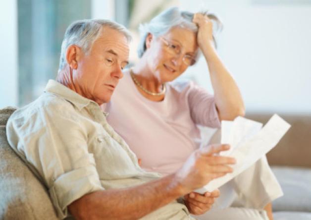 Страховая часть пенсии по старости