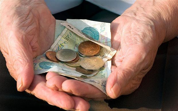 Процент страховой части пенсии