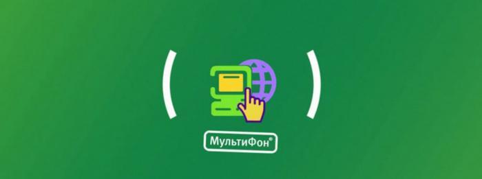 МегаФон МультиФон