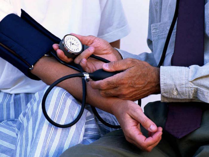 Как снизить артериальное давление при гипертоническом