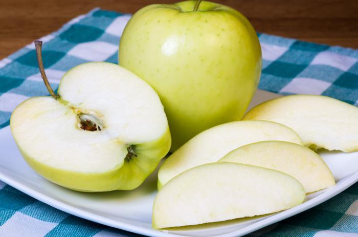 Сорт яблок Голден