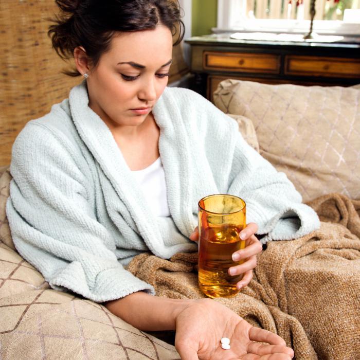 Воспаление лимфоузлов на шее, антибиотики