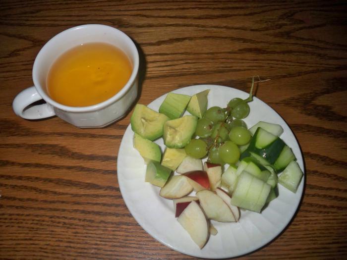 рецепты при диете 5а
