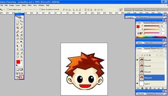 Картинки лысых, готовые картинки для анимации в фотошоп