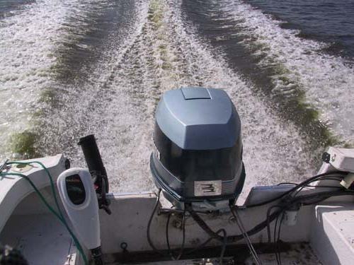Поэтапная обкатка лодочного мотора