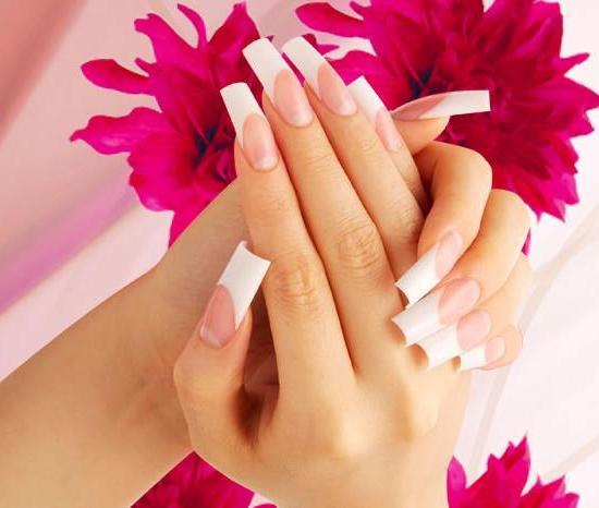 Как правильно наращивание ногтей в домашних условиях