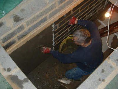 Смотровая яма в гараже своими руками - делаем пошагово 85