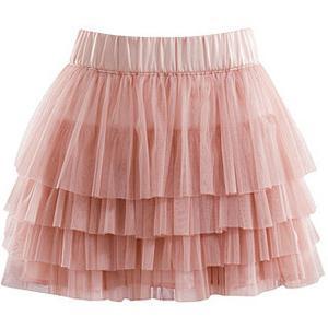 Как шить юбки с воланами