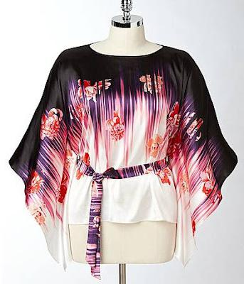 как сшить модную блузку
