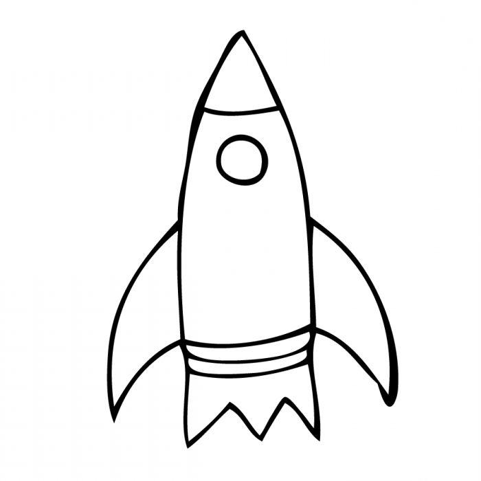 как сделать ракету дома