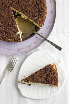 торфяной пирог рецепт