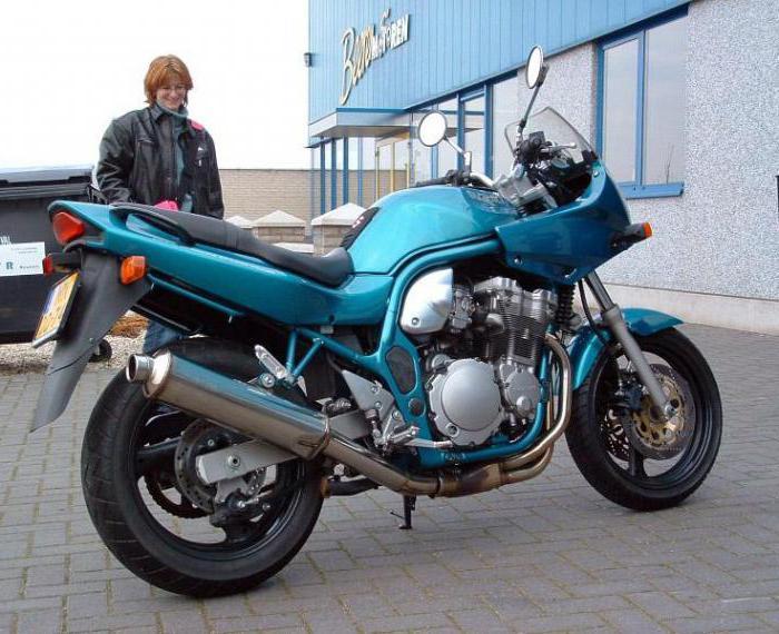 мотоцикл сузуки бандит 600