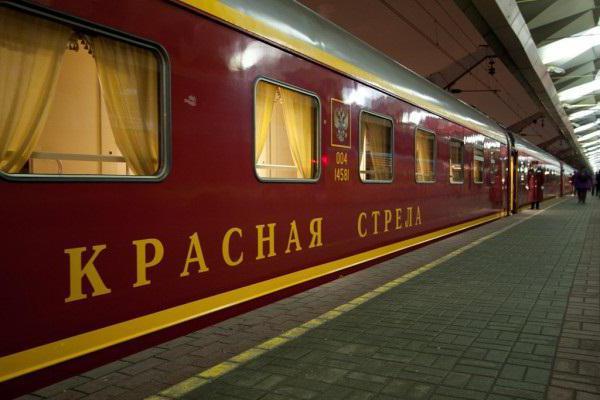 Поезда из питера в москву днём